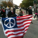 Million Mask March in Washington, DC