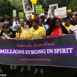 Moms March on Washington DC Against Police Brutality