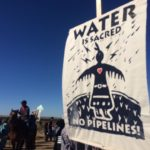 Undeterred by Trump Victory, #NoDAPL Pursues Campaign Against Lenders